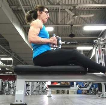 Seated Cable Rows Part 1 – Neutral Grip